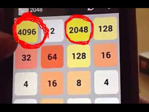EASIEST WAY TO Solve 2048 with 3 Simple Tricks