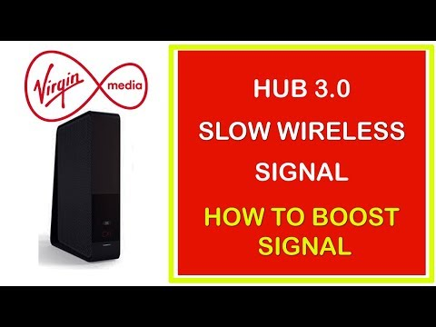 Virgin Media Hub 3 0 Slow Wifi Speed Problem Across Devices