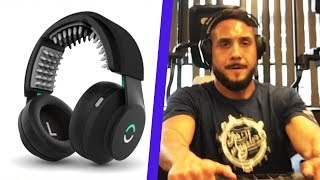 I Trained With Brain-Enhancing Headphones To Become Stronger