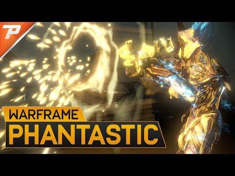 Warframe: Revenants Phantastic Shotgun