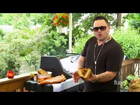 How to Grill Sausage & Peppers w/ G Fella from