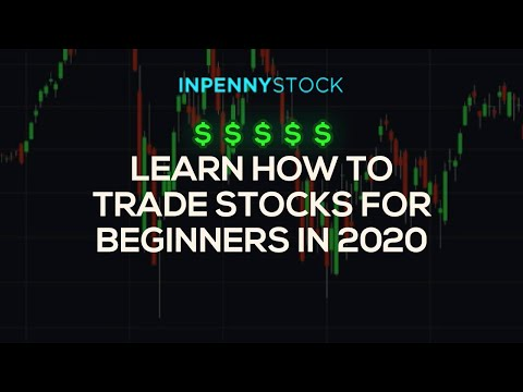 Learn How To Trade Stocks for Beginners In 2018