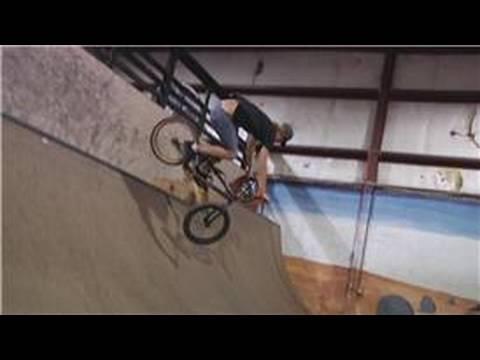 BMX Biking : Basic Freestyle Bike Tricks