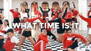 Download High School Musical - What Time Is It (Dance ) | @besperon Choreography Video