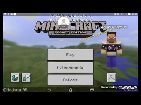 How to name a villager in Minecraft pe