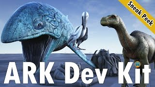 😍 ARK ON-GROUND MESHES FOR DROPPED ITEMS!! Ark Survival