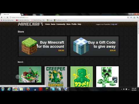 How to make your Minecraft account premium for FREE!