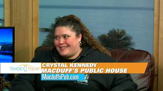 Tahoe Today In-studio: Mcduff's Public House, With Crystal Kennedy