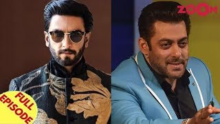 Ranveer Singh to play superhero Nagraj? | Salman Khan forgets Inshallah film's name and more