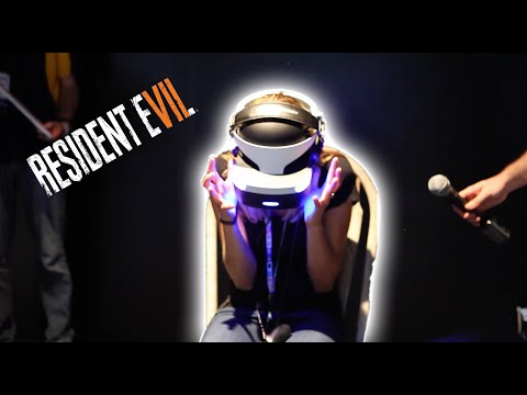 E3: Capcom Kitchen (Resident Evil) VR Demo PlayStation VR