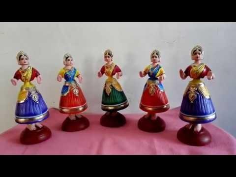 Fiestakart Dancing Dolls