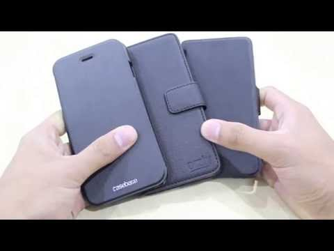 Wallet cases for the iPhone 6 - Overview and comparison