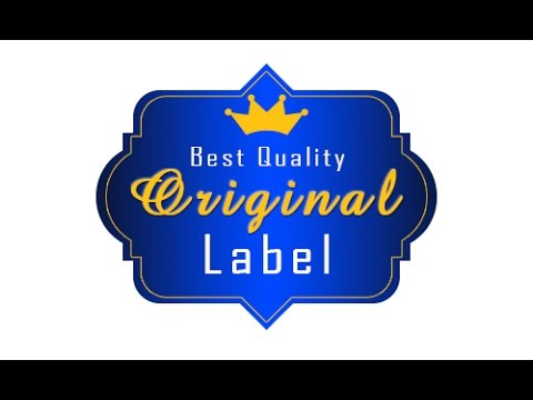 Photoshop How to Create a Custom Sticker Label Design