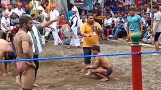 Thapa pehlwaan nepal ....bhanjraru dangal