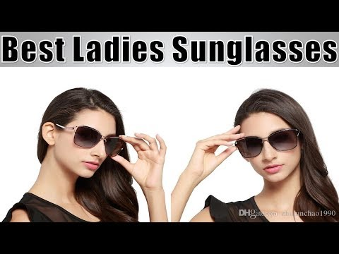 Why every women buying this Latest Trendy Sunglasses?  Best HDCAFTER Ladies Sunglasses Review. #3MR