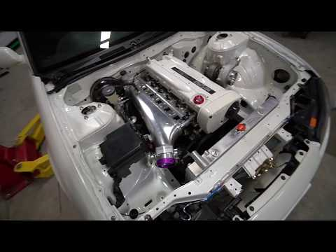 THE RB26 IS IN THE S15!!!