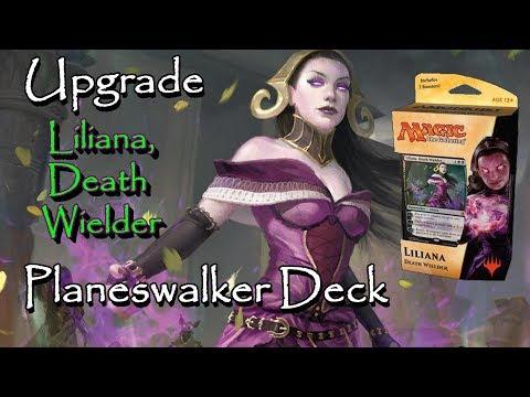 How to Upgrade the Liliana, Death Wielder Planeswalker Deck
