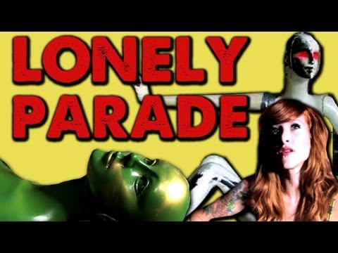 LONELY PARADE  (Sarah Blackwood original)