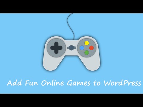 How to Add Fun Online Games to Your WordPress Website