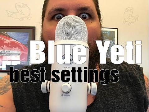 How to Make Blue Yeti Sound Amazing