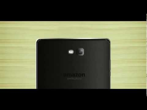 amazon 5-Inch kindle fire phone launch