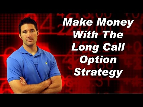 Call Options Strategy - Make Money With The Long Call Option Strategy