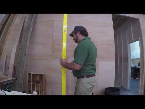 How to check your spirit level for level and plumb