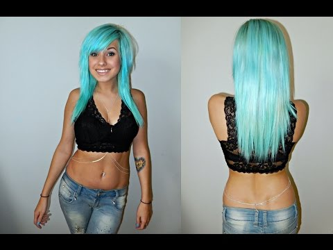 How To Dye Your Hair Using  Kool-Aid! ♥Tutorial♥