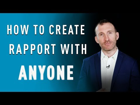 How to Create Rapport with Anyone by Owen Fitzpatrick
