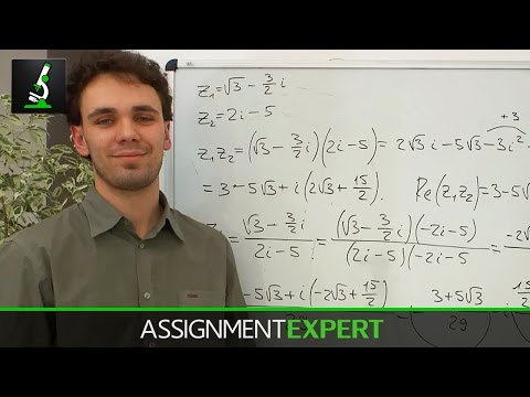 Operations with Complex Numbers (Example 3)