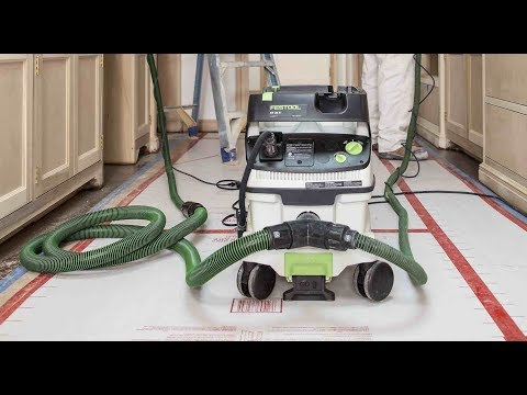 How to join two Festool dust extractor hoses