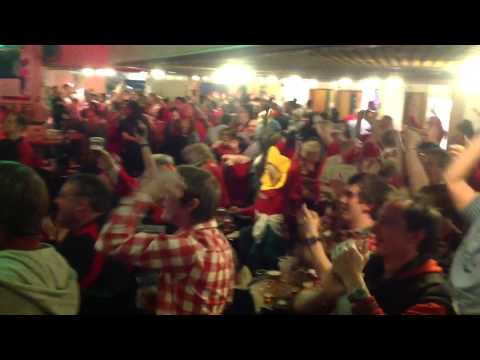 Harlem Shake - Wales win the 6 Nations style