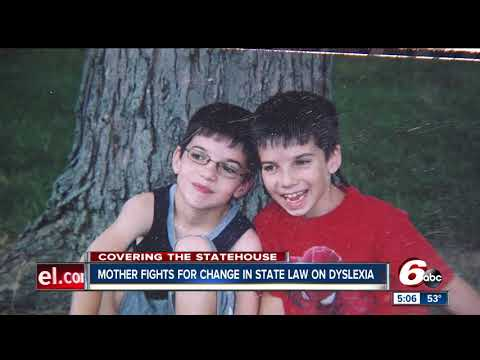 Indiana mother praises new law that will help determine Dyslexia in young kids