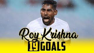 All 19 of Roy Krishna's Goals in 2018/19