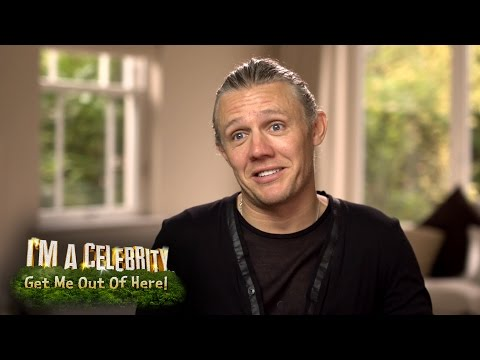 Introducing... Jimmy Bullard | I'm A Celebrity...Get Me Out Of Here!