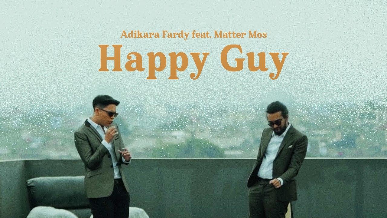 Adikara Fardy - Happy Guy