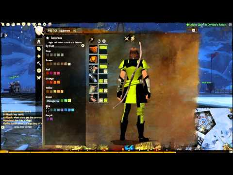 Guild Wars 2 Beta: Dye Pack Opening 3 (With Commentary)