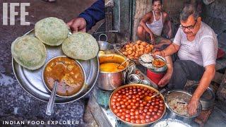 This Place is Famous For Green Matar Ki Kachori \u0026 Gulab Jamun | Jein Brothers | Street Food India
