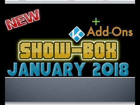 How to Install SHOW-BOX on Kodi 17.6 Krypton | ALL HD Movies for FREE