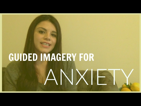 Guided Imagery For Anxiety
