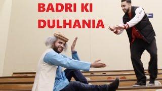 BADRI KI DULHANIA   DANCE COVER   SILMAN SALEEM   BAESHARAMZ