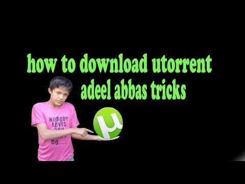 How to download and install uTorrent in windows 7/8/8.1/10 - Hindi/urdu