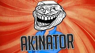 I BEAT THE AKINATOR