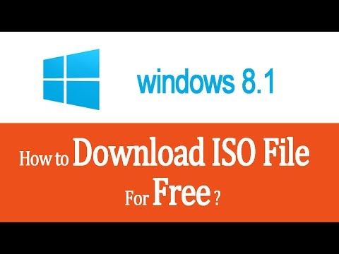 How to download Windows 8/8.1 ISO File From Microsoft[WITHOUT PRODUCT KEY,Professional,32bit/64bit]