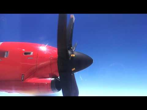 Stroboscopic effect - Propeller of ATR 72-600