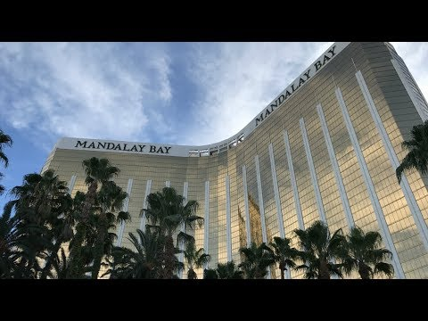 Mandalay Bay Las Vegas. Upgraded To A Suite.