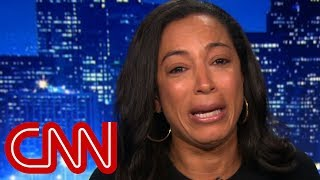 Panelist cries discussing racism, republican party