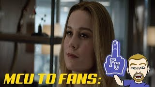 Download AVENGERS ENDGAME TRAILER REACTION: ENDGAME FOR THE MCU! Video