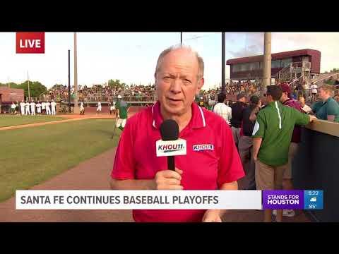 Santa Fe High School continues baseball playoffs