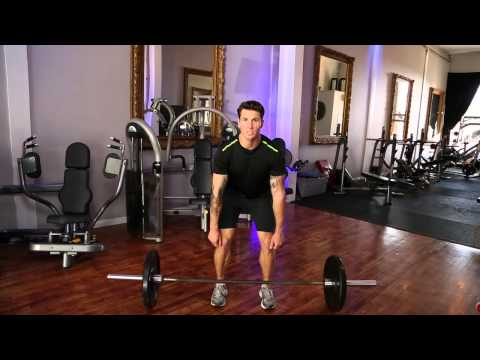 How to Do a Power Clean & Press